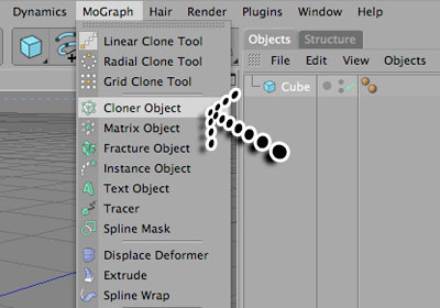 Mograph/Sound Effector in Cinema 4D Tutorial - Picture 5
