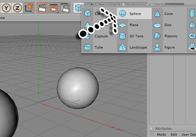Depth of Field in Cinema 4D Tutorial - Picture 1