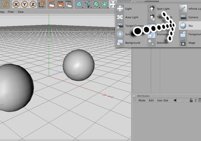 Depth of Field in Cinema 4D Tutorial - Picture 3