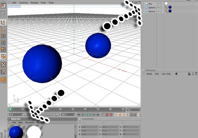 Depth of Field in Cinema 4D Tutorial - Picture 5