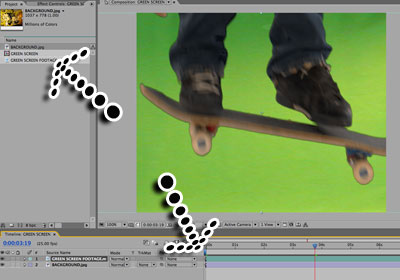 Chroma screen keying tutorial - Picture 5