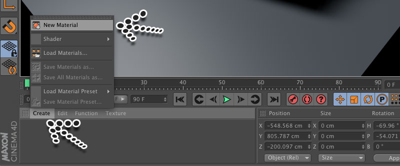 3D Animation | Shadow Catcher plugin in Cinema 4D | Tutorials