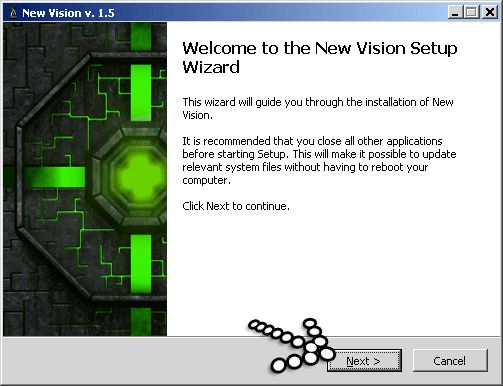 Deus Ex Install New Vision Part 1