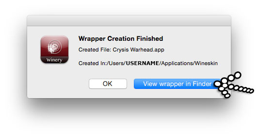 Crysis Warhead with Wineskin tutorial - Picture 3
