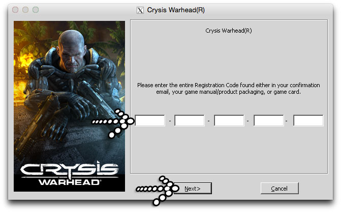 Crysis Warhead with Wineskin tutorial - Picture 23
