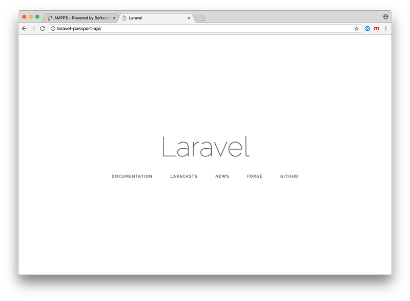 PHP MVC | PHP Laravel 5 6 - Rest API with Passport Tutorial
