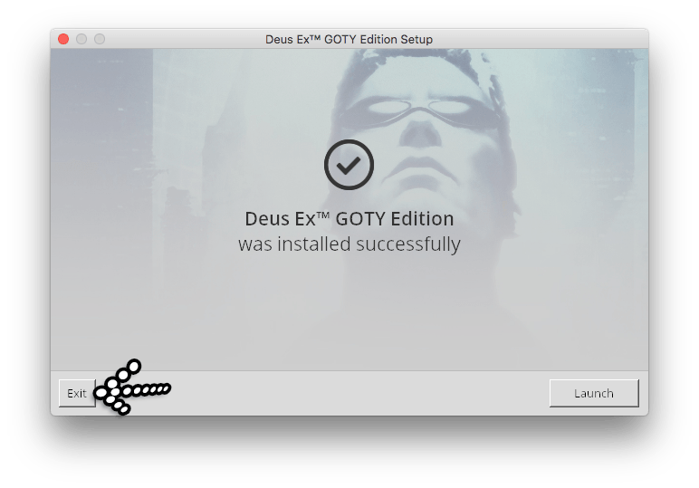 Install GOG Installed Successfully
