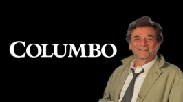 Columbo Icon Logo
