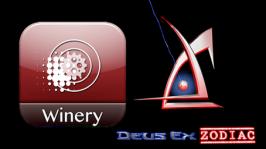 Zodiac Deus Ex Icon Logo