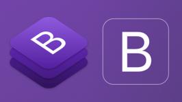 Bootstrap Icon Logo
