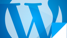WordPress Icon Logo
