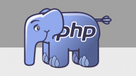 php Elephant Icon Logo