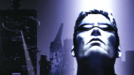 Deus Ex 2000 Game Icon Logo