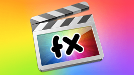 Apple Final Cut FX Icon Logo