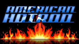 American Hotrod Icon Logo