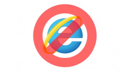 ie6 Icon Logo