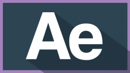 Adobe After Effects Icon Logo