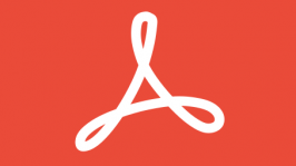 Adobe Acrobat Icon Logo