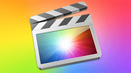Apple Final Cut Icon Logo