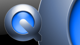Apple Quicktime X Logo