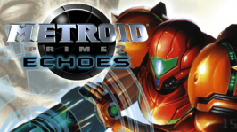 Metroid Prime 2 Icon Logo