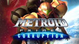 Metroid Prime 3 Corruption wii Icon Logo