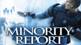 Minority Report - Everybody Runs Cover Image