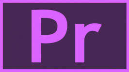 Adobe Premiere Icon Logo