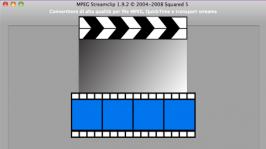 MPEG Streamclip Icon Logo