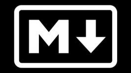 Markdown Icon Logo