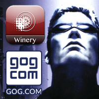 Install Deus Ex GOG with Wineskin on Mac OS X