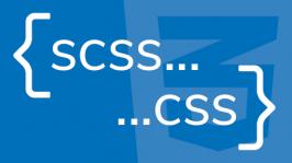 SCSS - CSS icon landscape